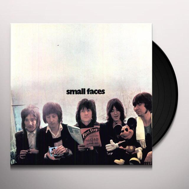 Faces FIRST STEPS Vinyl Record - 180 Gram Pressing
