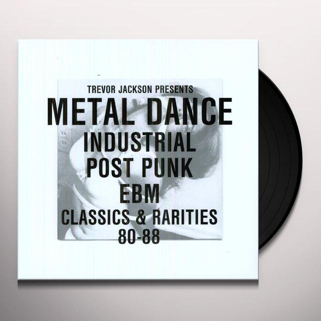 TREVOR JACKSON PRESENTS METALDANCE / VARIOUS (Vinyl)