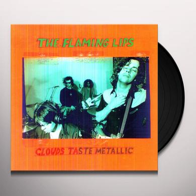 The Flaming Lips CLOUDS TASTE METALLIC Vinyl Record