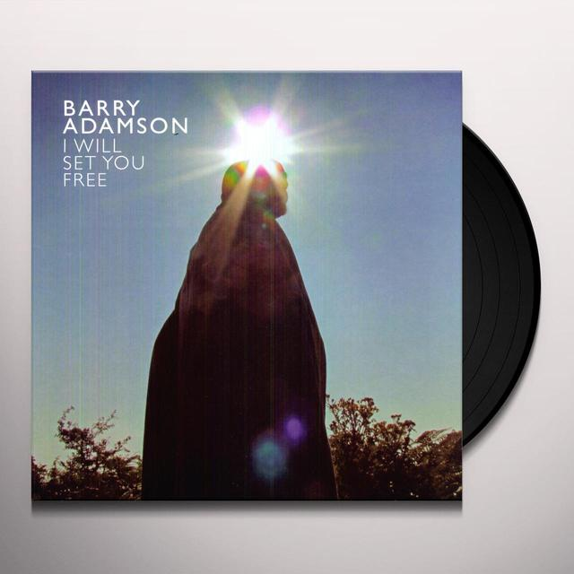 Barry Adamson I WILL SET YOU FREE Vinyl Record