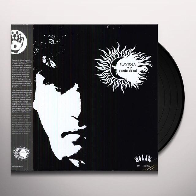 Flaviola E O BANDO DO SOL Vinyl Record