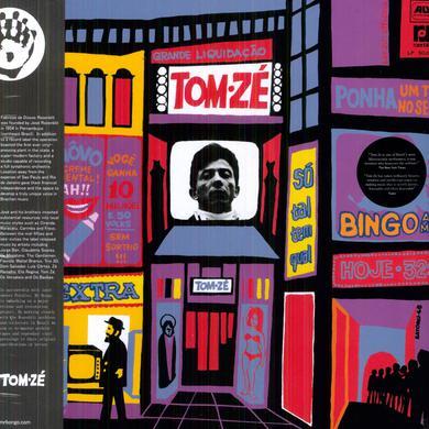 Tom Ze GRANDE LIQUIDACAO Vinyl Record
