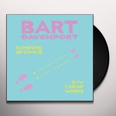 Bart Davenport SOMEONE2DANCE Vinyl Record