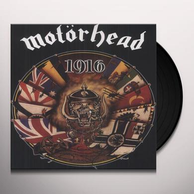 Motorhead 1916 Vinyl Record - 180 Gram Pressing