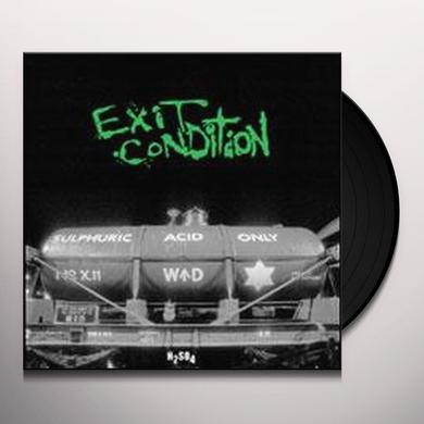 Exit Condition H2SO4 Vinyl Record