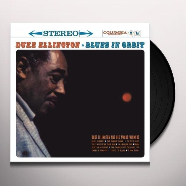 Duke Ellington BLUES IN ORBIT Vinyl Record
