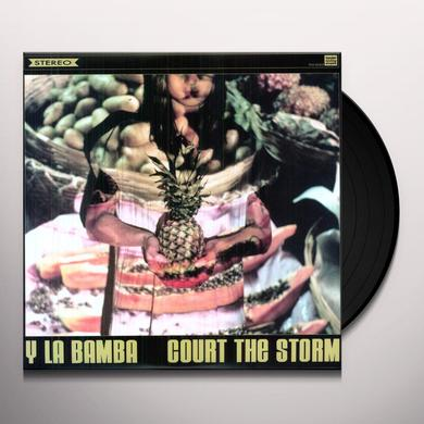 Y La Bamba COURT THE STORM Vinyl Record