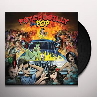 PSYCHOBILLY GOES POP / VARIOUS Vinyl Record