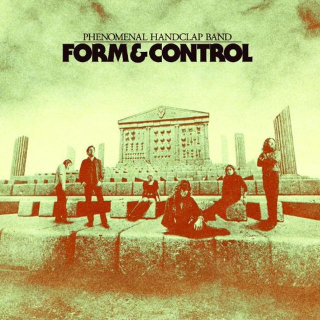 The Phenomenal Handclap Band FORM & CONTROL Vinyl Record