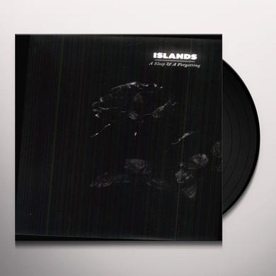 Islands SLEEP & A FORGETTING Vinyl Record