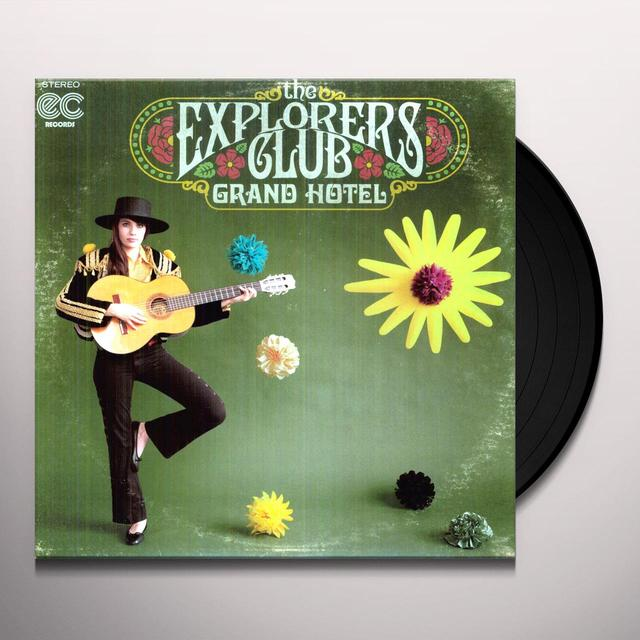 Explorers Club GRAND HOTEL Vinyl Record