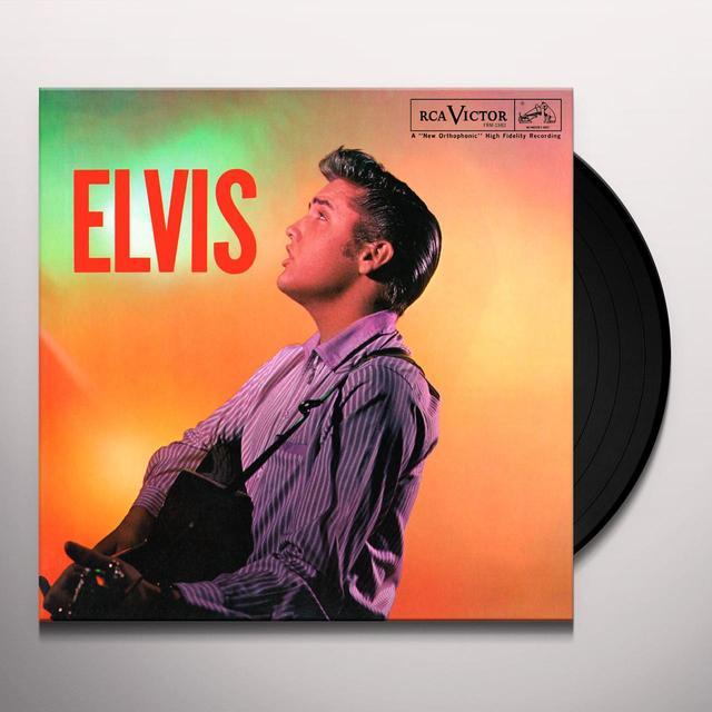ELVIS Vinyl Record