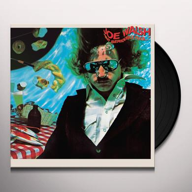 Joe Walsh BUT SERIOUSLY FOLKS Vinyl Record - Limited Edition, 180 Gram Pressing
