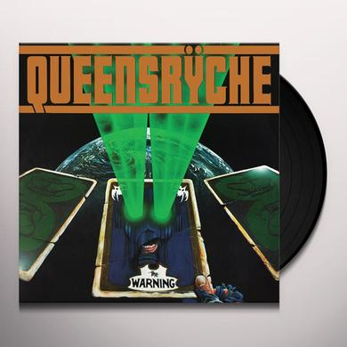 Queensrÿche WARNING Vinyl Record - Limited Edition, 180 Gram Pressing