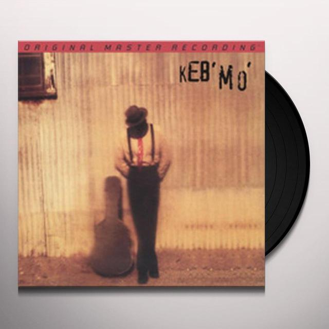 KEB MO Vinyl Record - Limited Edition, 180 Gram Pressing