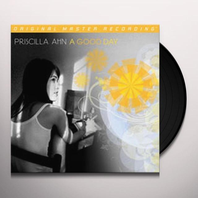 Priscilla Ahn A GOOD DAY Vinyl Record - Limited Edition, 180 Gram Pressing
