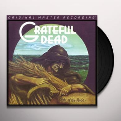 Grateful Dead WAKE OF THE FLOOD Vinyl Record - Limited Edition, 180 Gram Pressing