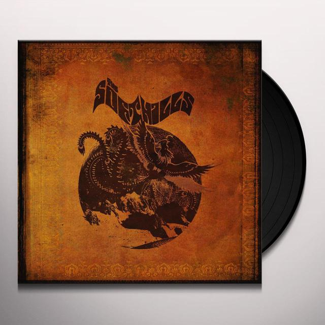 The Soft Hills BIRD IS COMING DOWN TO EARTH Vinyl Record