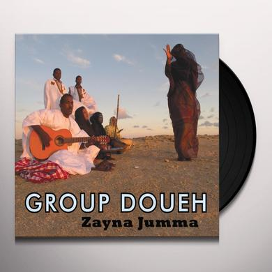 Group Doueh ZAYNA JUMMA Vinyl Record