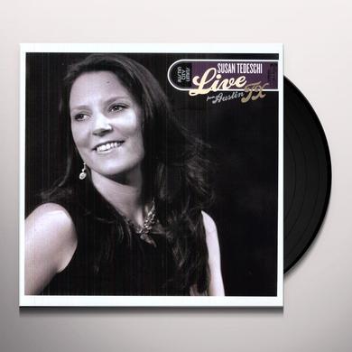Susan Tedeschi LIVE FROM AUSTIN TX Vinyl Record