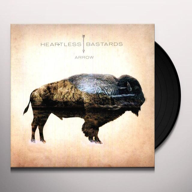 Heartless Bastards ARROW Vinyl Record