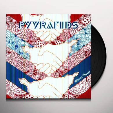 Pyyramids HUMAN BEINGS Vinyl Record