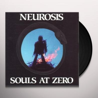 Neurosis SOULS AT ZERO Vinyl Record