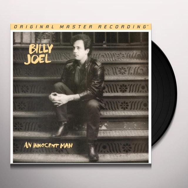 Billy Joel AN INNOCENT MAN Vinyl Record