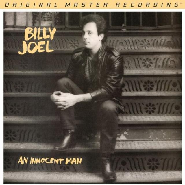Billy Joel AN INNOCENT MAN Vinyl Record - Limited Edition, 180 Gram Pressing