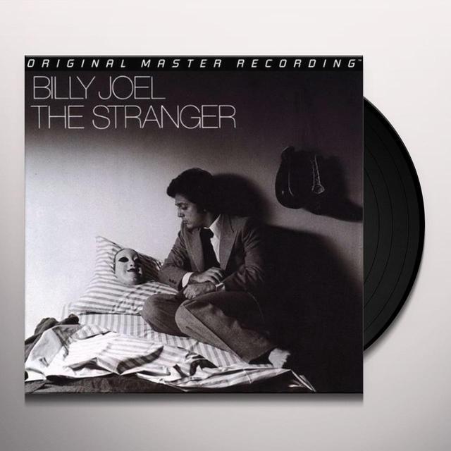 Billy Joel STRANGER Vinyl Record - Limited Edition, 180 Gram Pressing