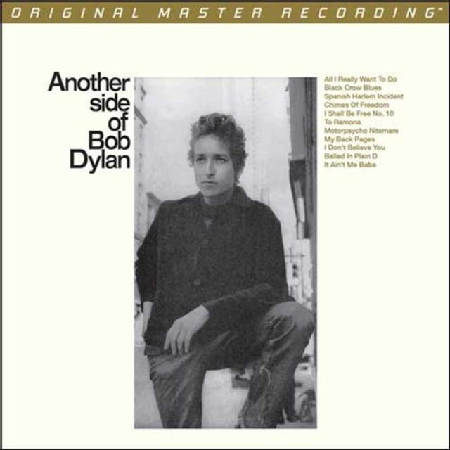 ANOTHER SIDE OF BOB DYLAN Vinyl Record - Limited Edition, 180 Gram Pressing