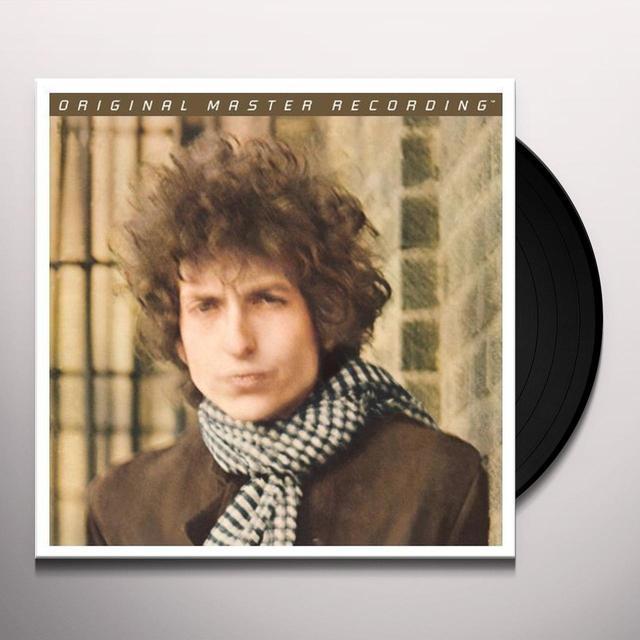 Bob Dylan BLONDE ON BLONDE   (BOX) Vinyl Record - Limited Edition, 180 Gram Pressing