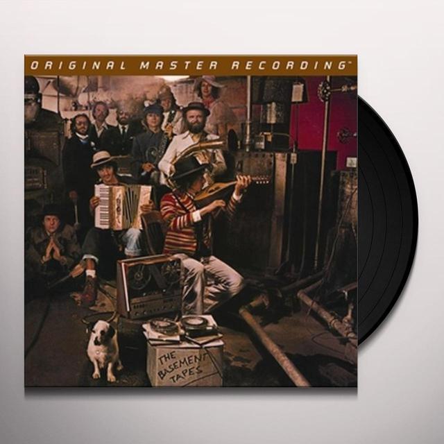 Bob Dylan BASEMENT TAPES Vinyl Record - Limited Edition, 180 Gram Pressing