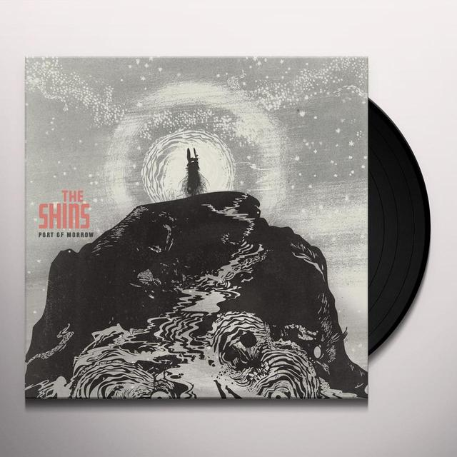 Shins PORT OF MORROW Vinyl Record