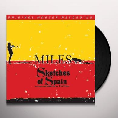 Miles Davis SKETCHES OF SPAIN Vinyl Record - Limited Edition, 180 Gram Pressing