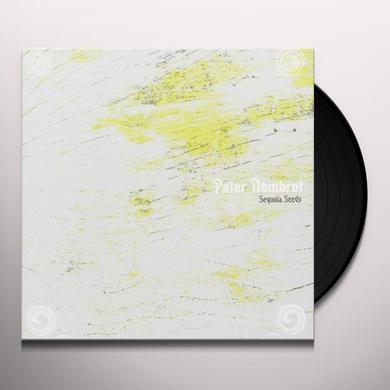 Pater Nembrot SEQUOIA SEEDS Vinyl Record - Italy Import