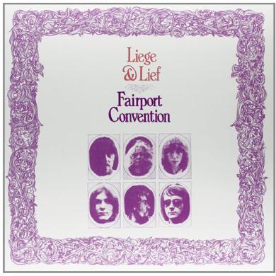 Fairport Convention LIEGE & LIEF Vinyl Record