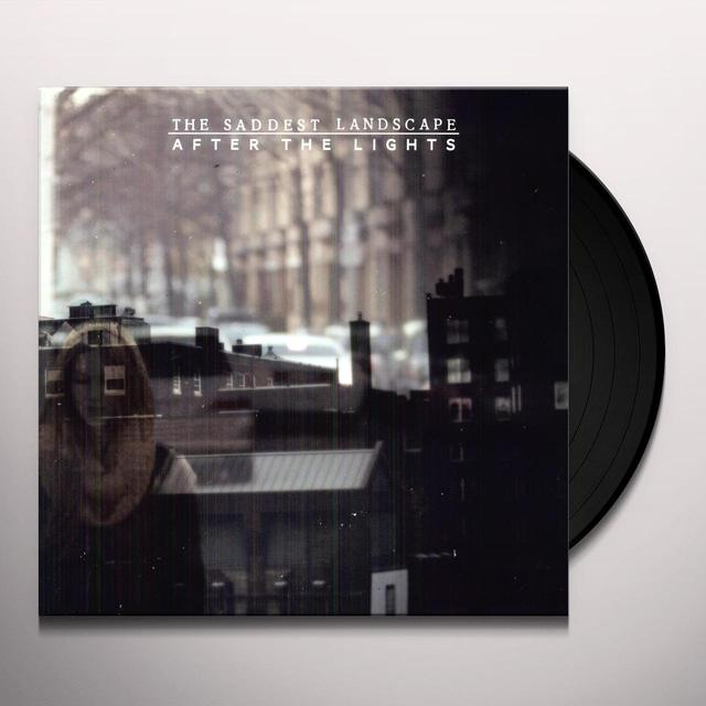 The Saddest Landscape AFTER THE LIGHTS Vinyl Record