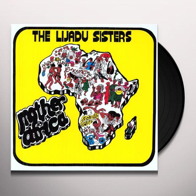Lijadu Sisters MOTHER AFRICA Vinyl Record