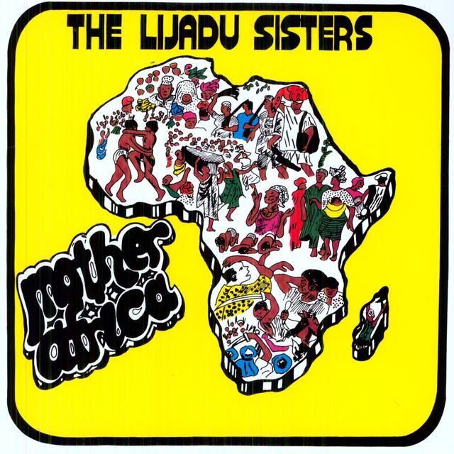 Lijadu Sisters MOTHER AFRICA Vinyl Record - Digital Download Included