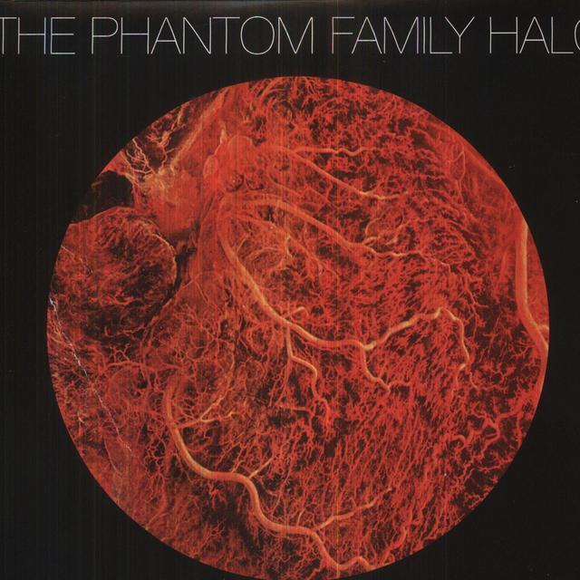 Phantom Family Halo WHEN I FALL OUT Vinyl Record