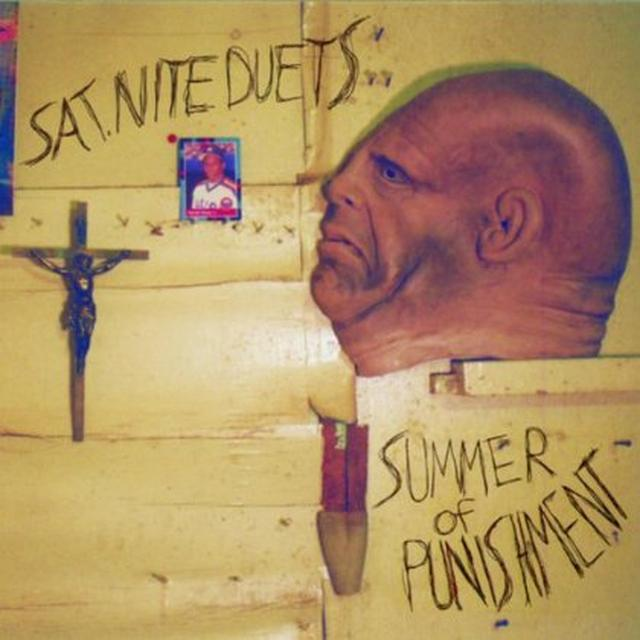 Sat Nite Duets SUMMER OF PUNISHMENT Vinyl Record