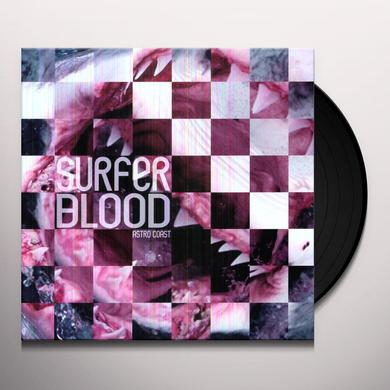 Surfer Blood ASTRO COAST Vinyl Record - MP3 Download Included, Reissue