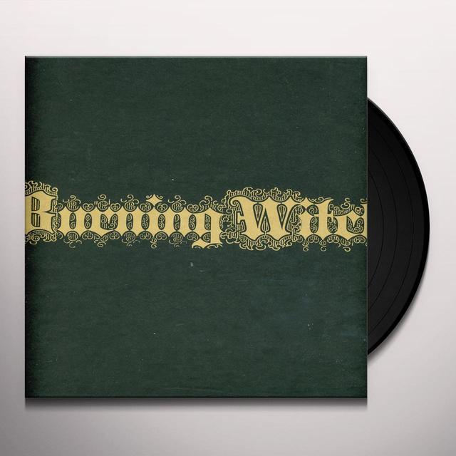 Burning Witch BOX Vinyl Record