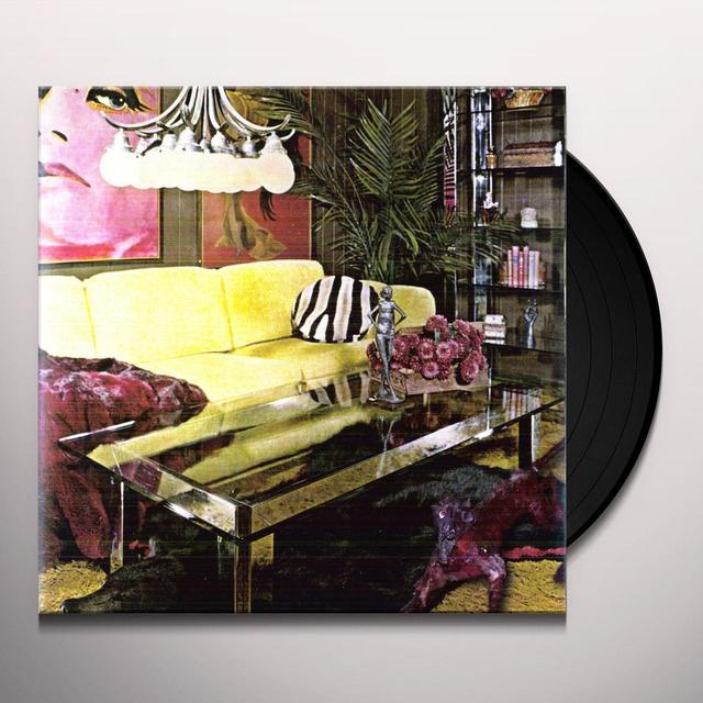 Brokaw INTERIORS Vinyl Record