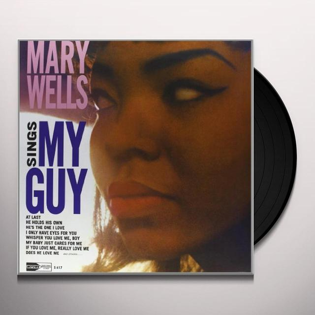 Mary Wells SINGS MY GUY Vinyl Record
