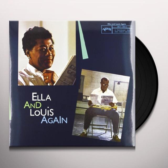 Ella Fitzgerald & Louis Armstrong  ELLA & LOUIS AGAIN (Vinyl)
