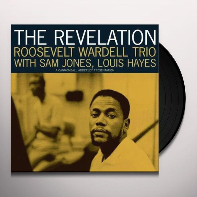 Roosevelt Wardell REVELATION Vinyl Record