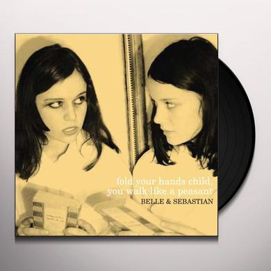 Belle & Sebastian FOLD YOUR HANDS CHILD Vinyl Record