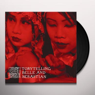 Belle & Sebastian STORYTELLING Vinyl Record